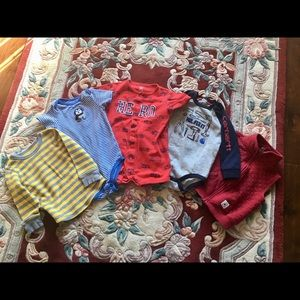 BUNDLE OF 5 ITEMS BOYS TODDLERS... SZ 24 MOS!!!